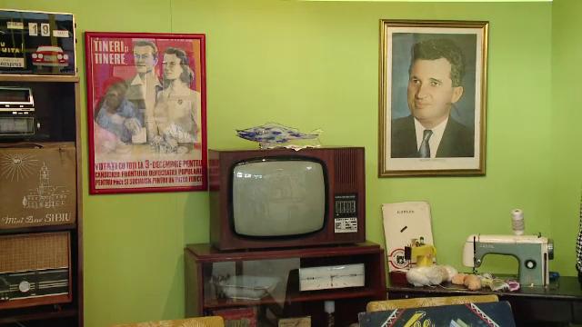 Muzeul de publicitate, deschis la Iași. Nostalgie pentru cei care au trăit în comunism