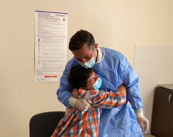 Valeriu Gheorghiţă: 5.100 de copii între 12 şi 15 ani s-au vaccinat până acum. Nu îmi pot explica decizia unor părinţi