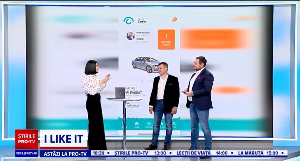 iLikeIT. Aplicația 100% românească prin care putem rezolva de la distanță constatarea daunelor auto