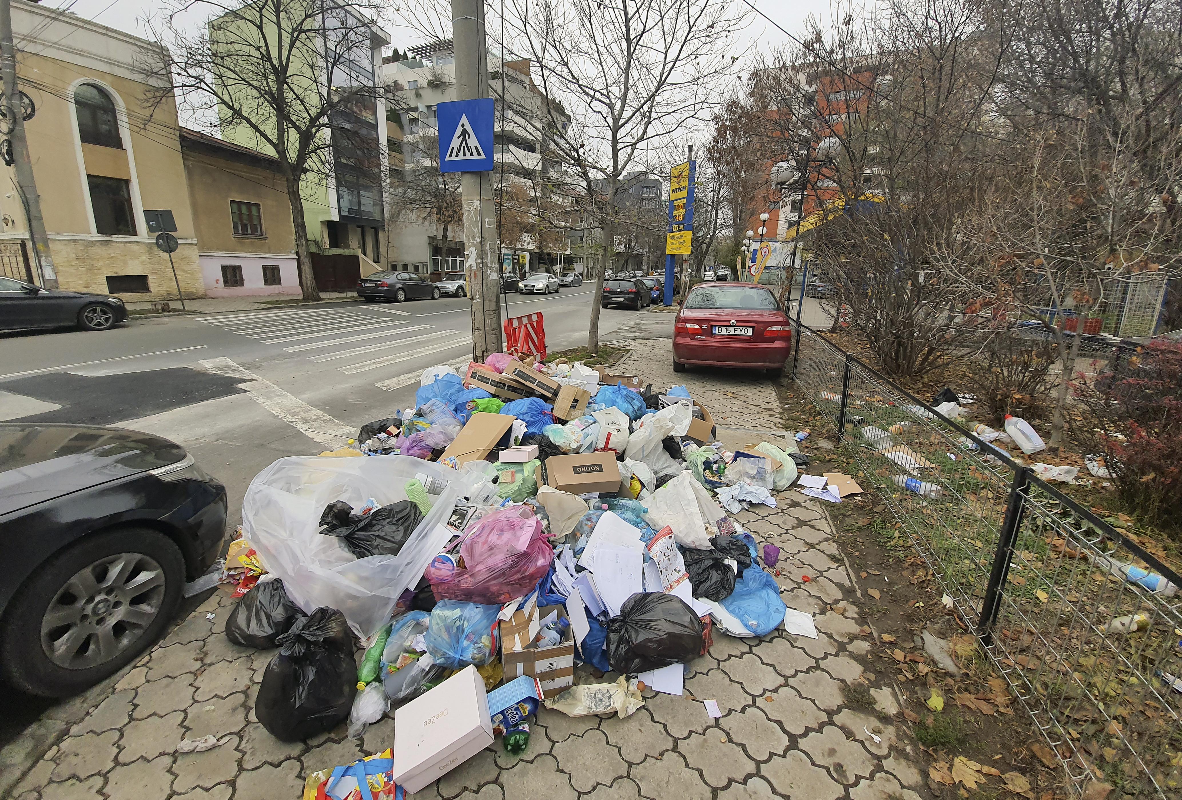 Recompensă pentru pozele cu persoane care aruncă gunoaie pe străzi. Dovezile incriminatorii se premiază cu 150 de lei