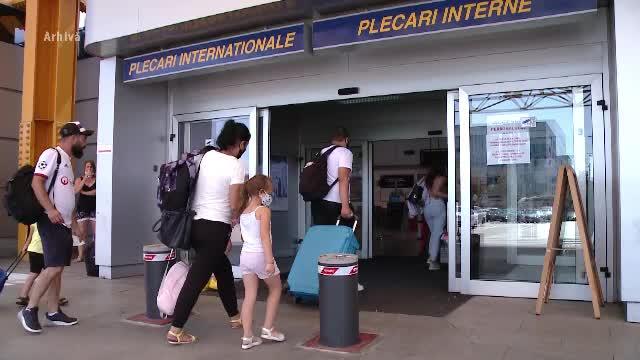 Un bărbat a prezentat un buletin fals de analiză PCR, în aeroportul din Cluj-Napoca