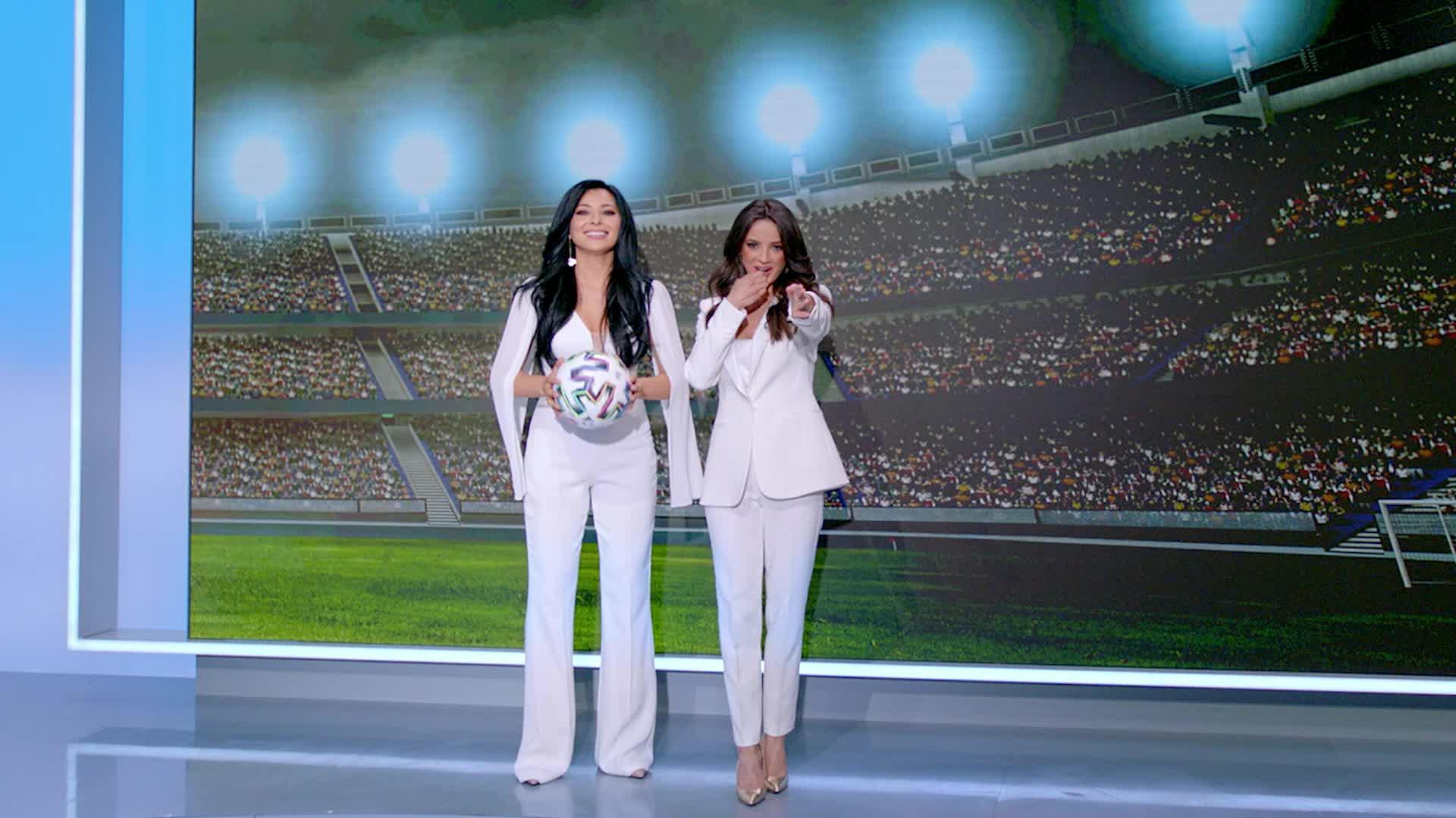 EURO 2020 se vede la PRO TV și pe VOYO. Bucureștiul va găzdui 4 partide