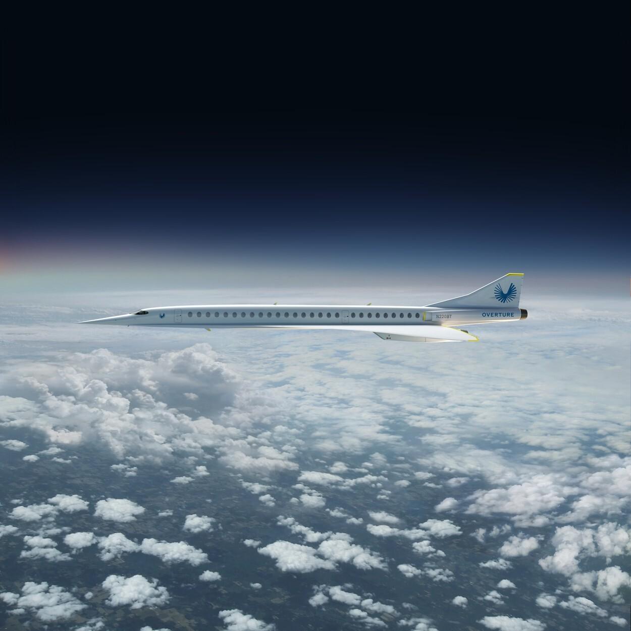FOTO. Avionul care va putea ajunge oriunde în lume în patru ore. Biletele vor costa sub 100 de dolari