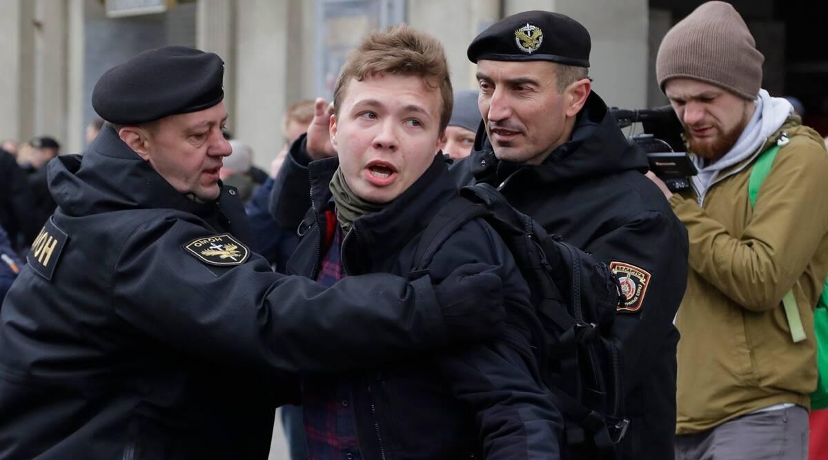 VIDEO. Jurnalistul Roman Protasevici, plasat într-o închisoare din Minsk. În ce stare se află