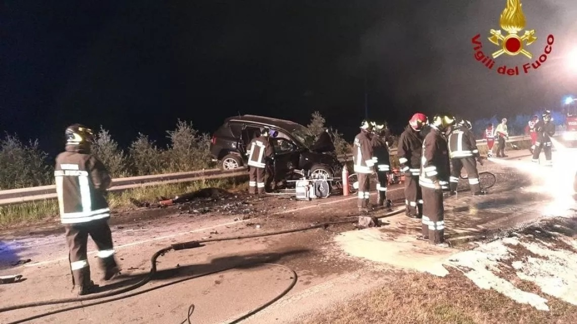Tragedie în Italia. Un sportiv român a murit într-un accident rutier. Avea doar 23 de ani