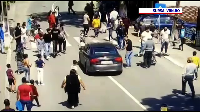 """O comună din Vaslui a devenit """"zonă specială de siguranță publică"""". Două familii s-au încăierat pe o stradă"""