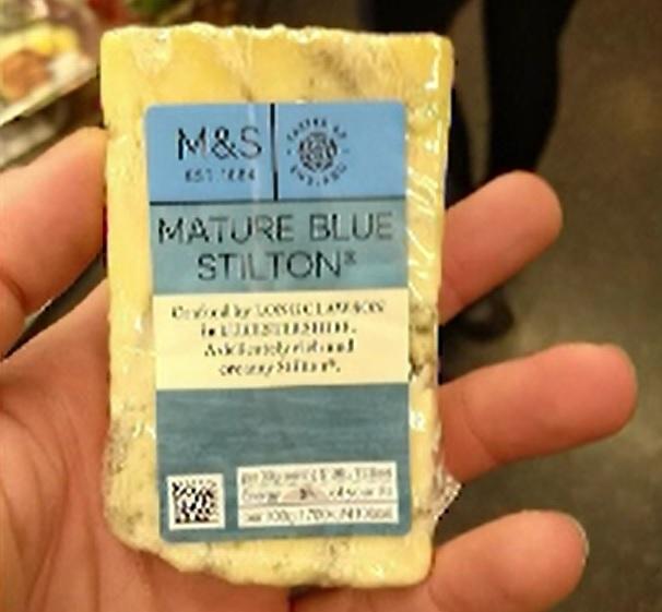 Un traficant de droguri a fost prins datorită unei fotografii cu o bucată de brânză