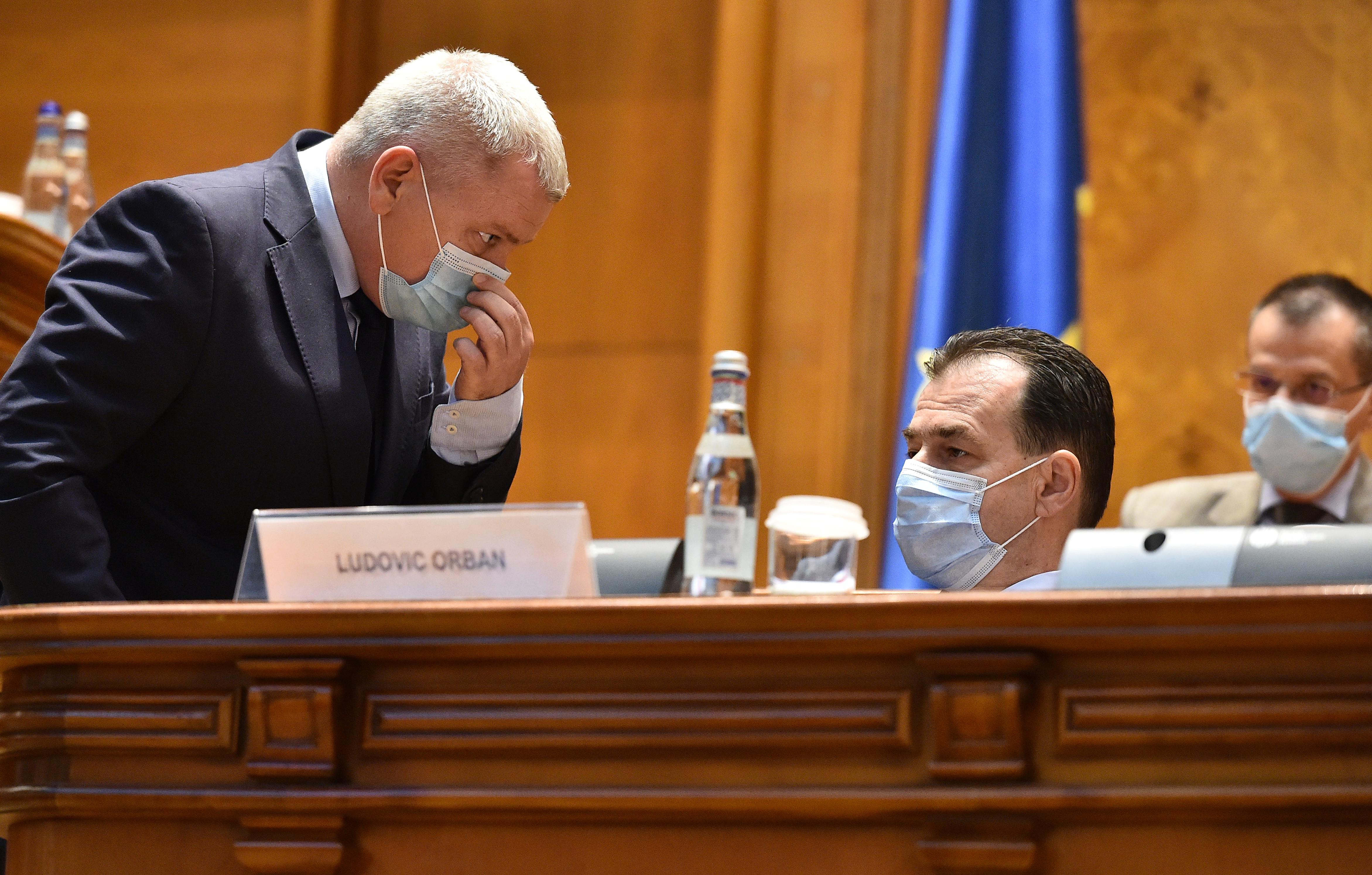 Florin Roman: Ludovic Orban a furat startul în momentul în care şi-a anunţat candidatura la președinția PNL