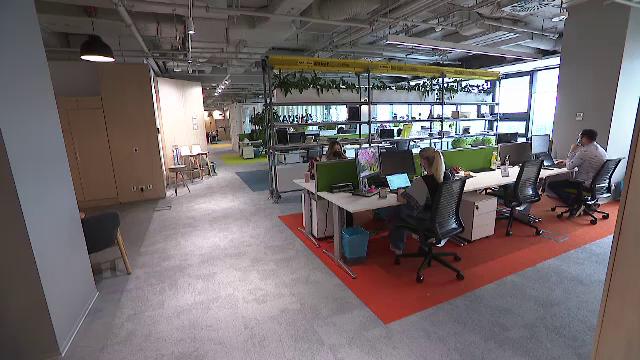 Clădirile de birouri riscă să rămână goale. Angajații vor lucra mai mult de acasă și după terminarea pandemiei