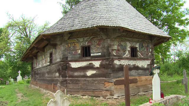 O bisericuță din Vâlcea care era la un pas să se dărâme a primit un premiu european după ce a fost restaurată