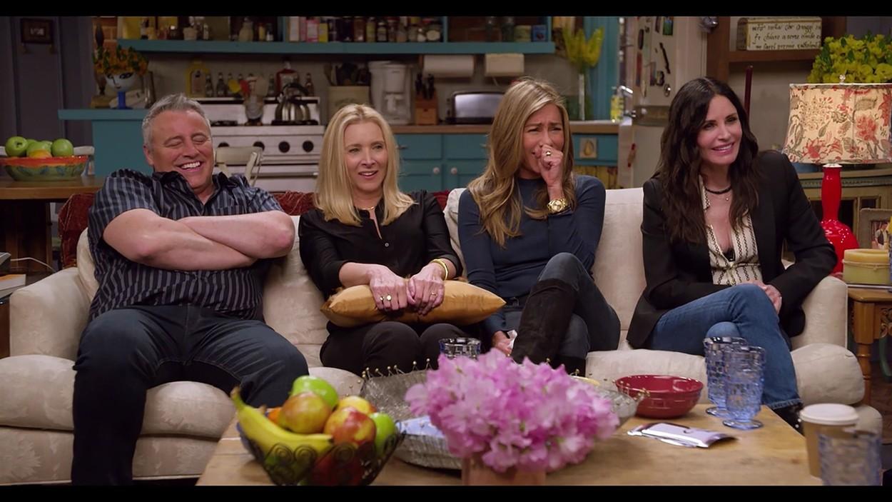 Ce onorarii au primit actorii din Friends pentru un singur episod special, de reuniune