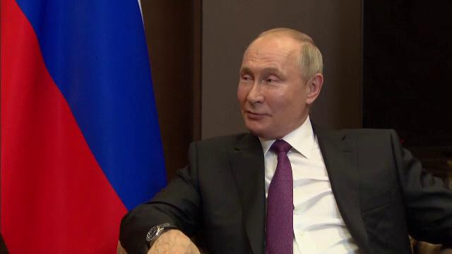"""Putin, neimpresionat de reacția Occidentului la deturnarea avionului de Belarus: """"O explozie de emoții"""""""