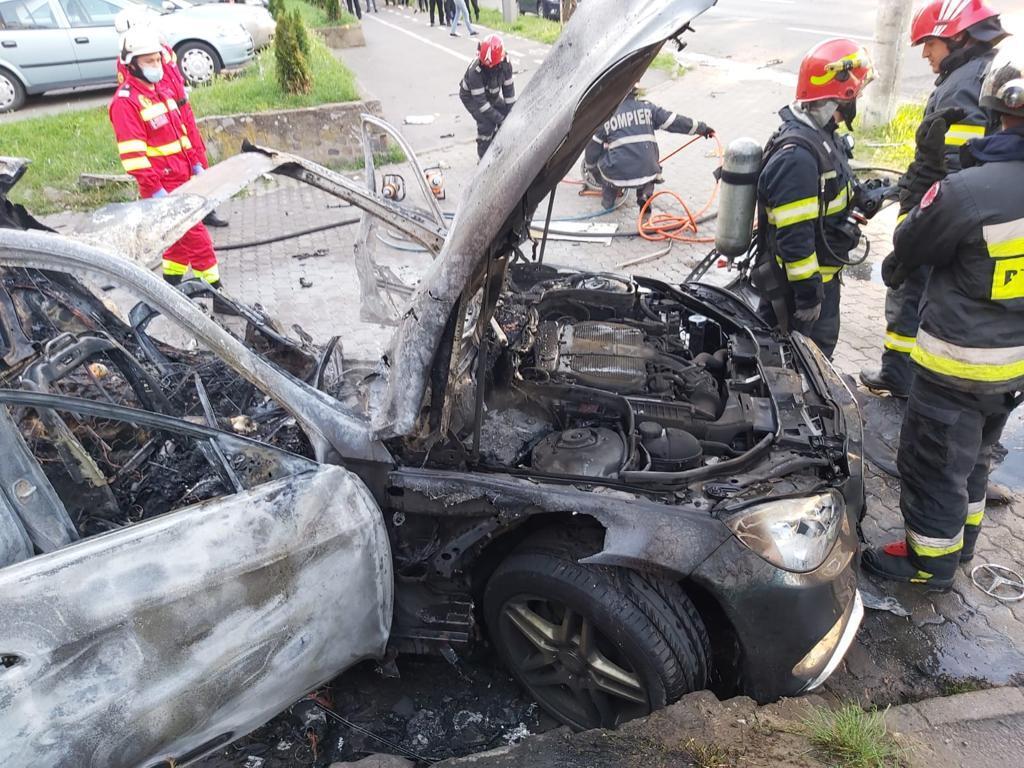 Cine este Ioan Crișan, omul de afaceri din Arad care a murit după ce i-a explodat mașina