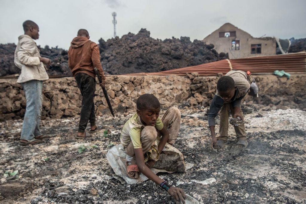 Criză umanitară provocată de erupția vulcanului Nyiragongo. Rwanda, apel la