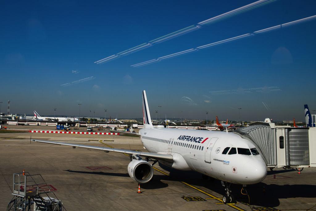 Rusia a aprobat o nouă rută pentru zborurile Air France între Paris şi Moscova