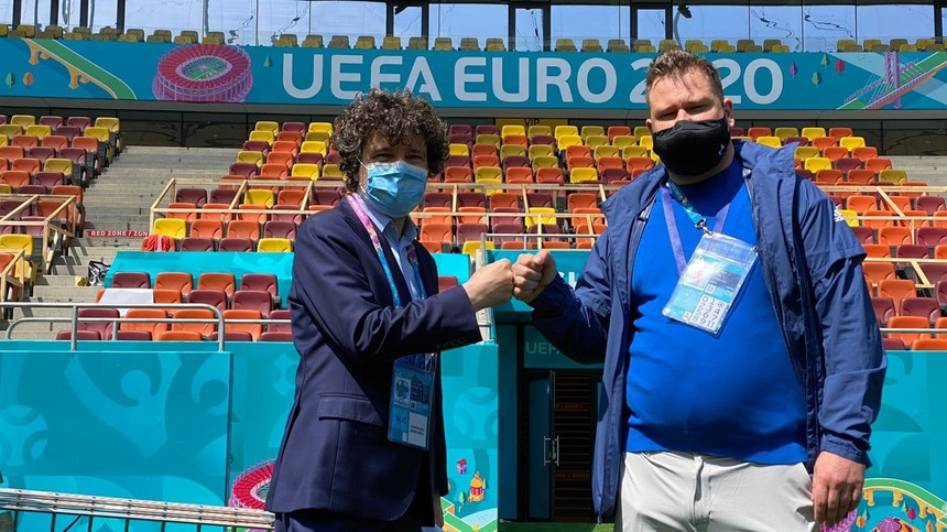Nicușor Dan: Cu 14 zile înainte de EURO 2020 lucrurile sunt în grafic, mai sunt mici reglaje de făcut