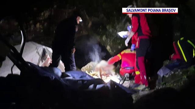 Tânăr înjunghiat în cort, într-o pădure de lângă Poiana Brașov. De ce riscă acum un dosar penal