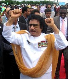 Muammar Ghaddafi, motiv de somn la intrunirea ONU, din New York