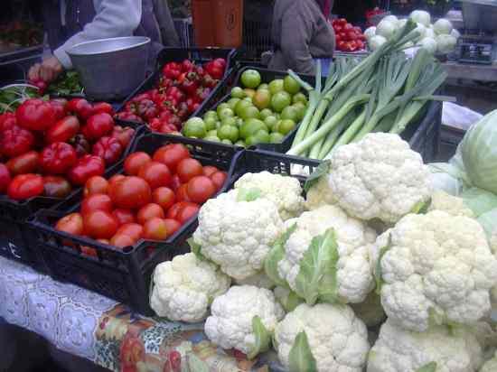 Taranii pot sa-si vanda legumele la piata si fara casa de marcat
