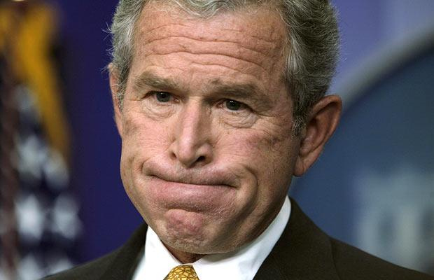 Bush, cat pe ce sa fie otravit in 2007! Culmea, la un summit G8