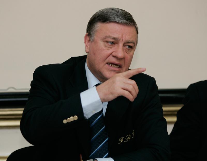Mircea Sandu: Poate in 2014 ne mai calificam la un turneu final
