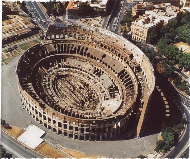 Colosseumul plonjeaza in intuneric, duminica, la Roma in semn de protest fata de partidul Jobbik