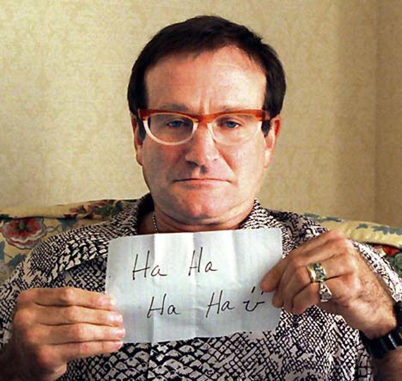 Compania Apple ii aduce un omagiu lui Robin Williams intr-un mod foarte special. In acest fel a fost comemorat si Steve Jobs