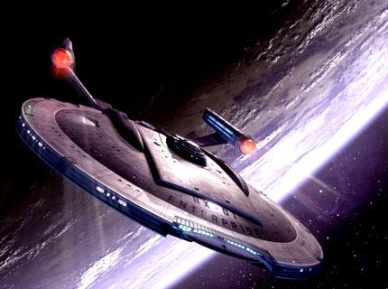 Specialistii NASA: In curand vom calatori in spatiu precum in Star Trek!