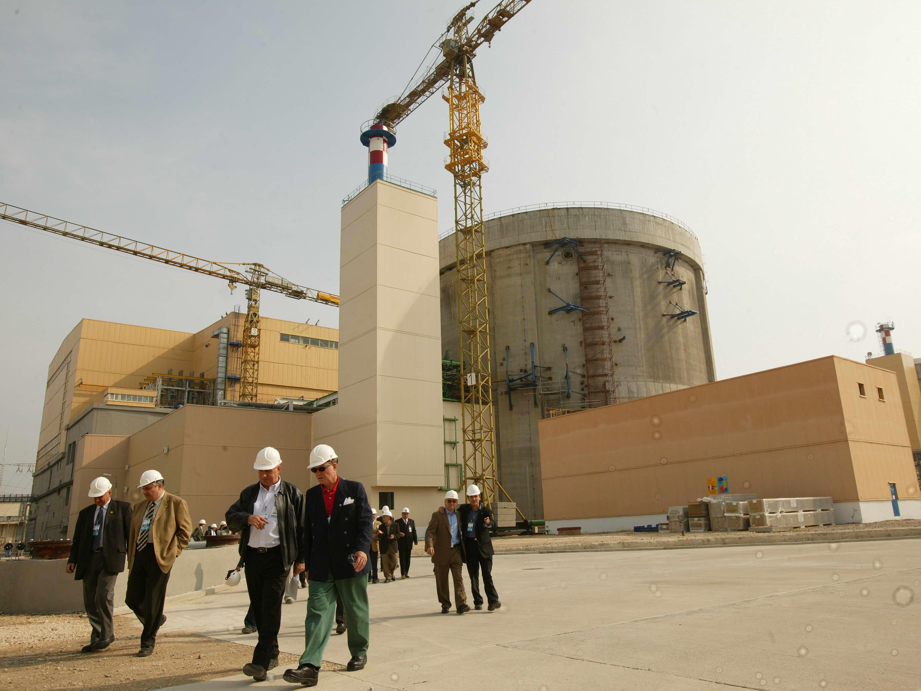Greenpeace: Cernavoda e un fel de Fukushima. Replica lui Marmureanu