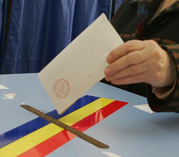 Se poate vota si in scolile in care au fost depistate cazuri de gripa noua
