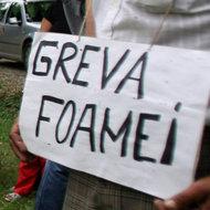 O profesoara de la un colegiu din Falticeni intra in greva foamei