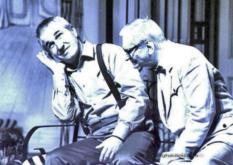 Gheorghe Dinica. O viata inchinata scenei si publicului