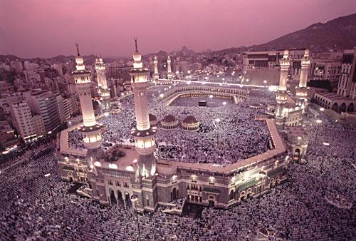Pelerinajul de la Mecca, amenintat de gripa noua