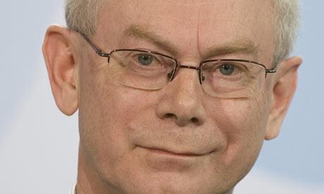 Belgianul Herman Van Rompuy desemnat primul presedinte al UE - surse