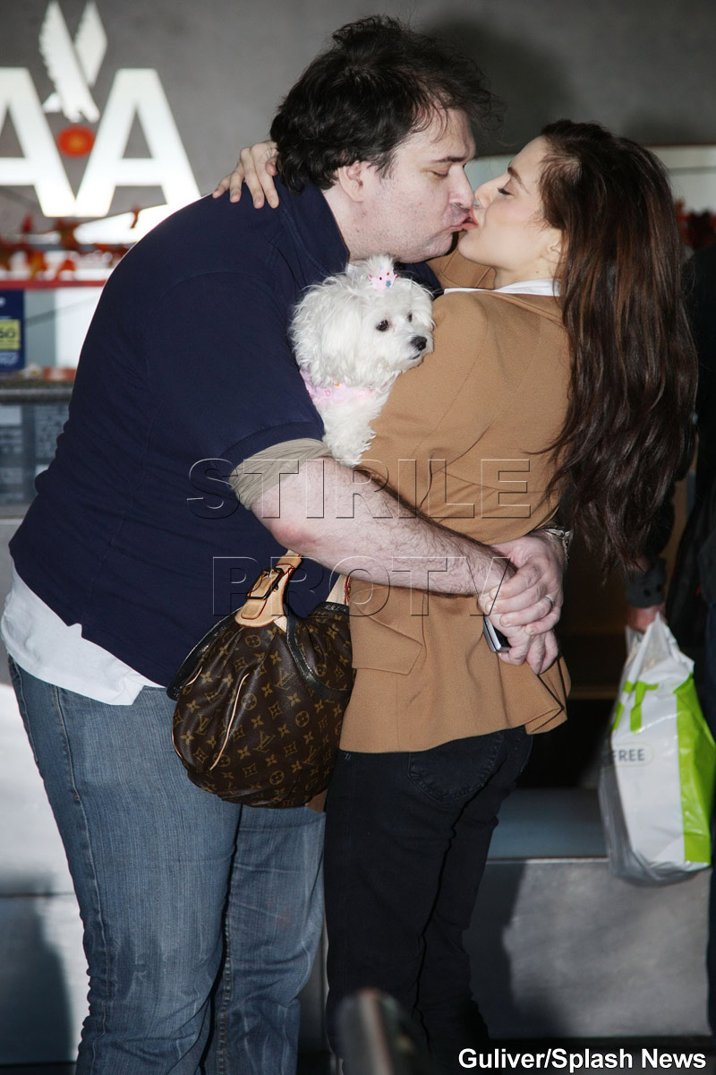 Sotul lui Brittany Murphy: Hollywood-ul a distrus-o pe sotia mea!