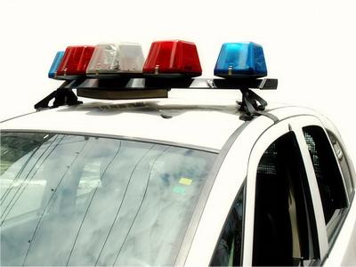 O masina furata in Florida, urmarita de politie: show la TV