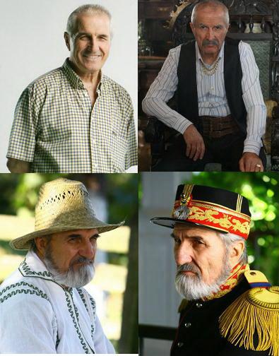 Azi se implineste un an de cand actorul Gheorghe Dinica a plecat dintre noi