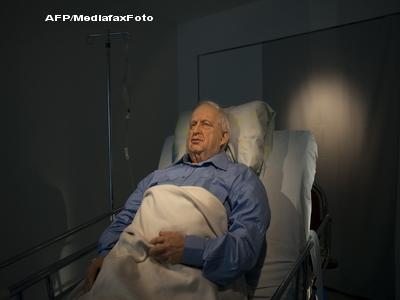 Fostul premier Ariel Sharon, aflat in coma de 7 ani, are o