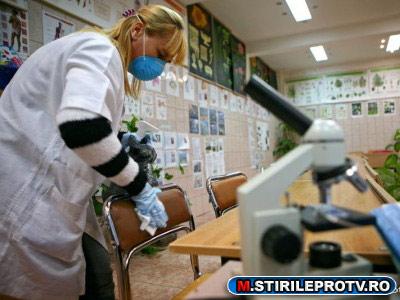 Trei cazuri de gripa noua au fost confirmate la Bistrita