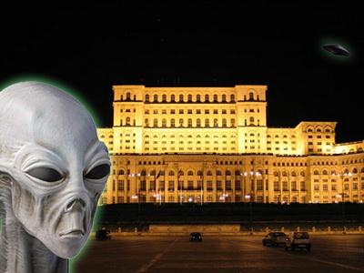 INCREDIBIL! Extraterestrii exista printre noi! Chiar aici, in Romania