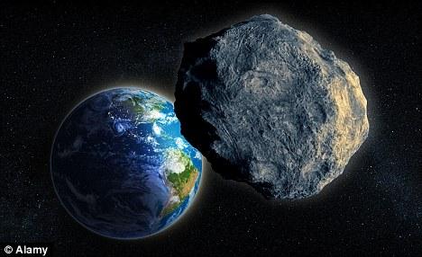 Strategia de aparare a Pamantului de asteroizi se scrie la Galati. Observatorul local,stea in Europa