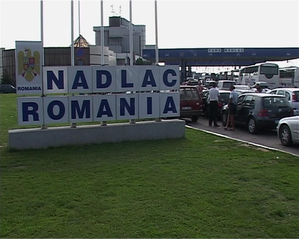 Politisti si nelinistiti. Frontieristii aradeni, ingrijorati de apropierea aderarii la Schengen