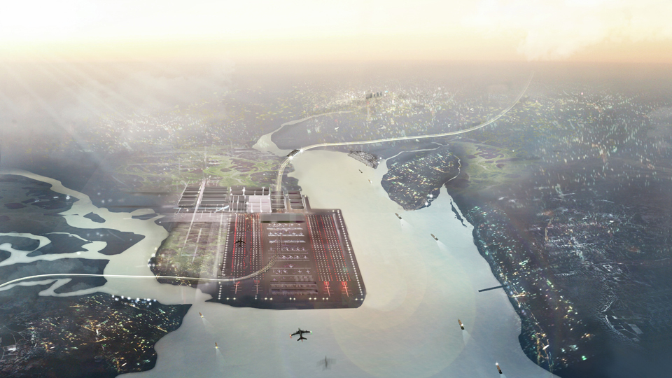 Galerie FOTO. Cel mai mare proiect ingineresc, de la piramide incoace, construit intr-o tara UE