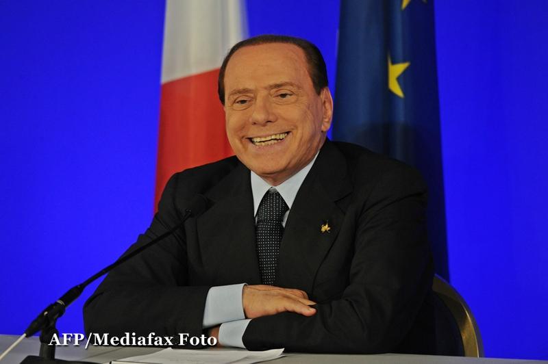Silvio Berlusconi va demisiona, sustine un cosilier de-al sau