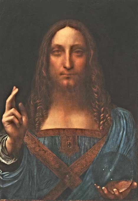 Indiciile care au dus la gasirea unei capodopere pierdute a lui Leonardo da Vinci