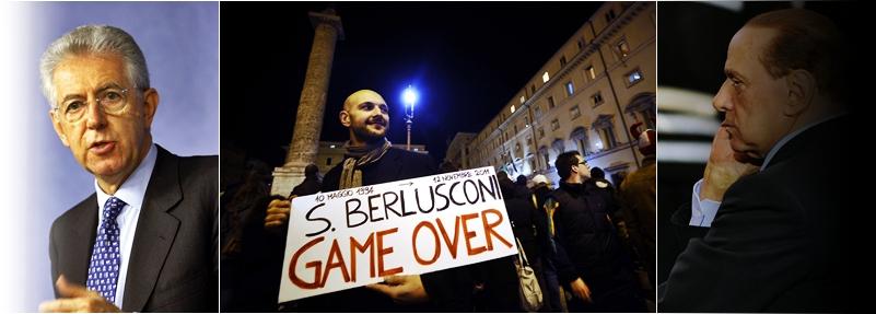 Silvio Berlusconi a DEMISIONAT in huiduielile a mii de italieni. Cine e