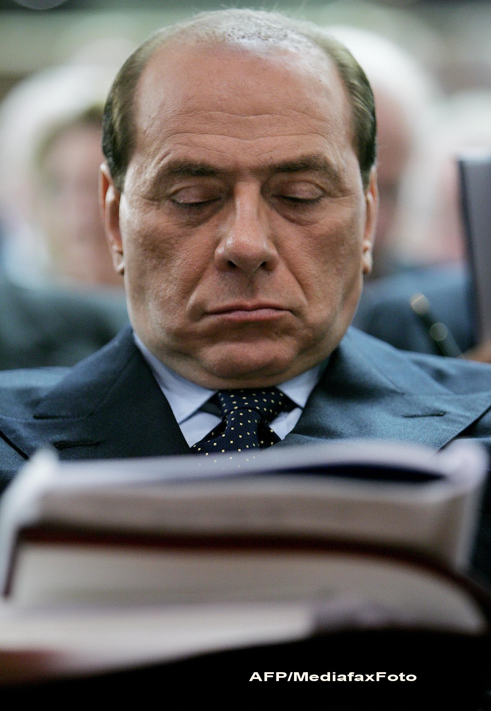 Silvio Berlusconi a fost condamnat la inchisoare. Anuntul facut de Curtea de Casatie din Italia