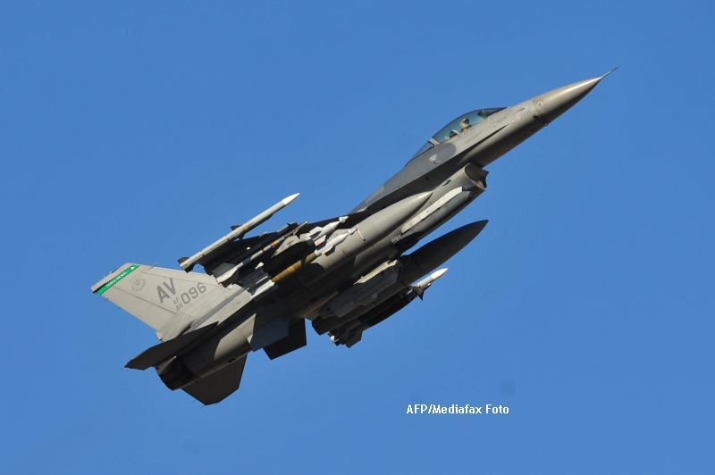Cum justifica Ministrul Apararii achizitionarea de avioane F-16.