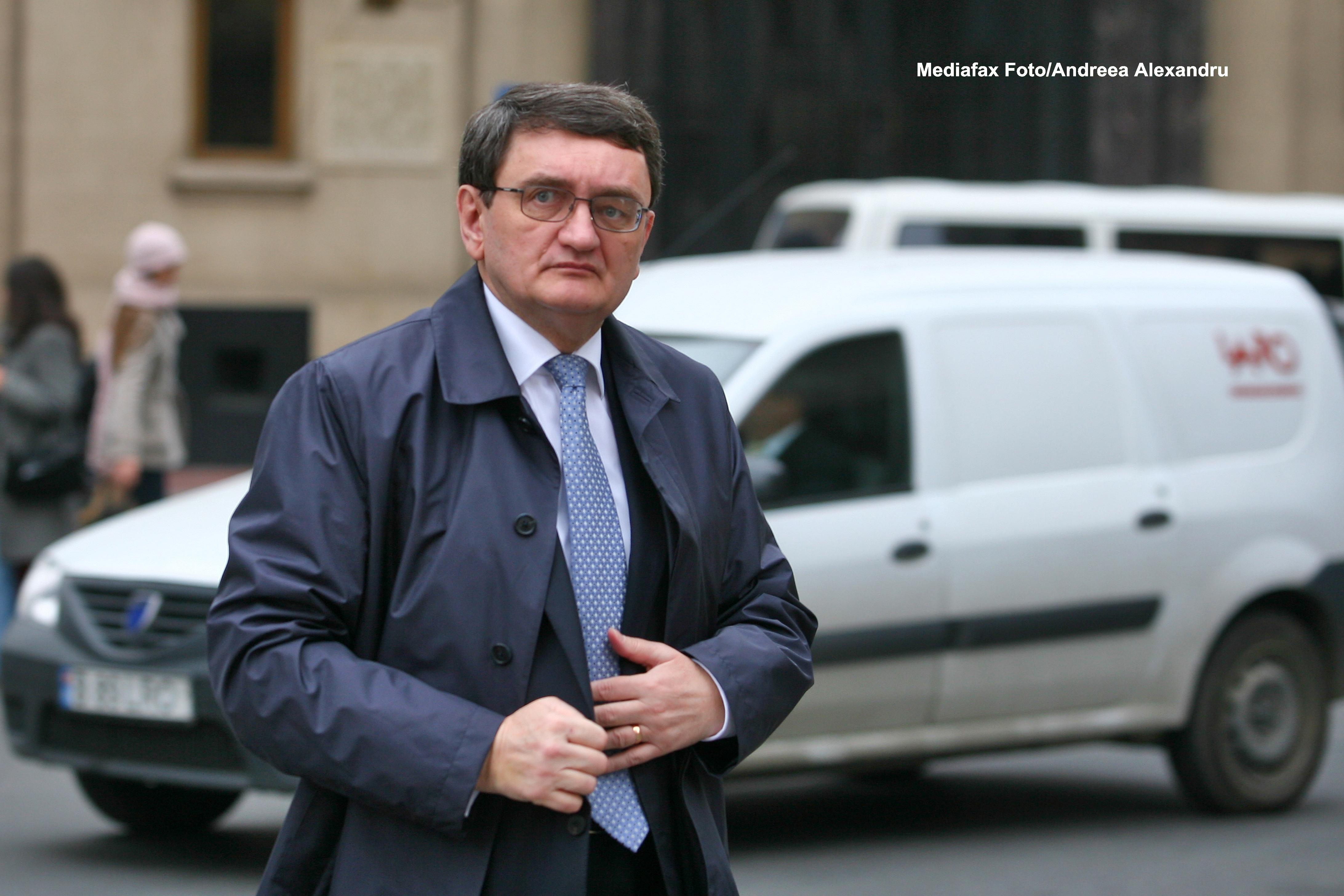 Victor Ciorbea, candidat USL la Senat in Bucuresti, are datorii de 1.305.000 de euro