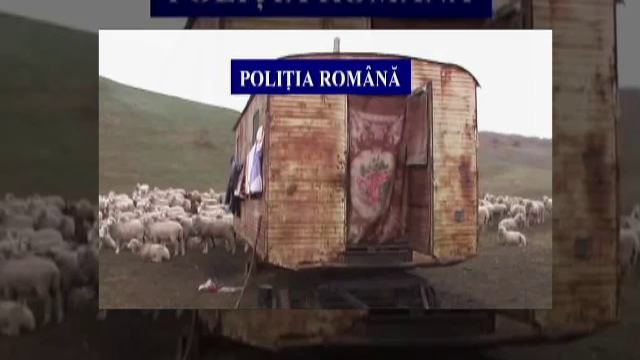 Scandal de SCLAVIE in Romania. Sase suspecti, acuzati ca au chinuit oameni saraci, au fost retinuti